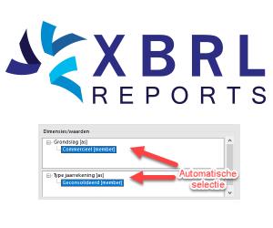 XBRLreports 2.3: Verbetering in mappen