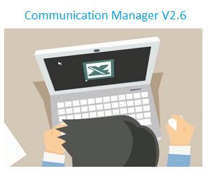 Communication Manager versie 2.6 gepubliceerd